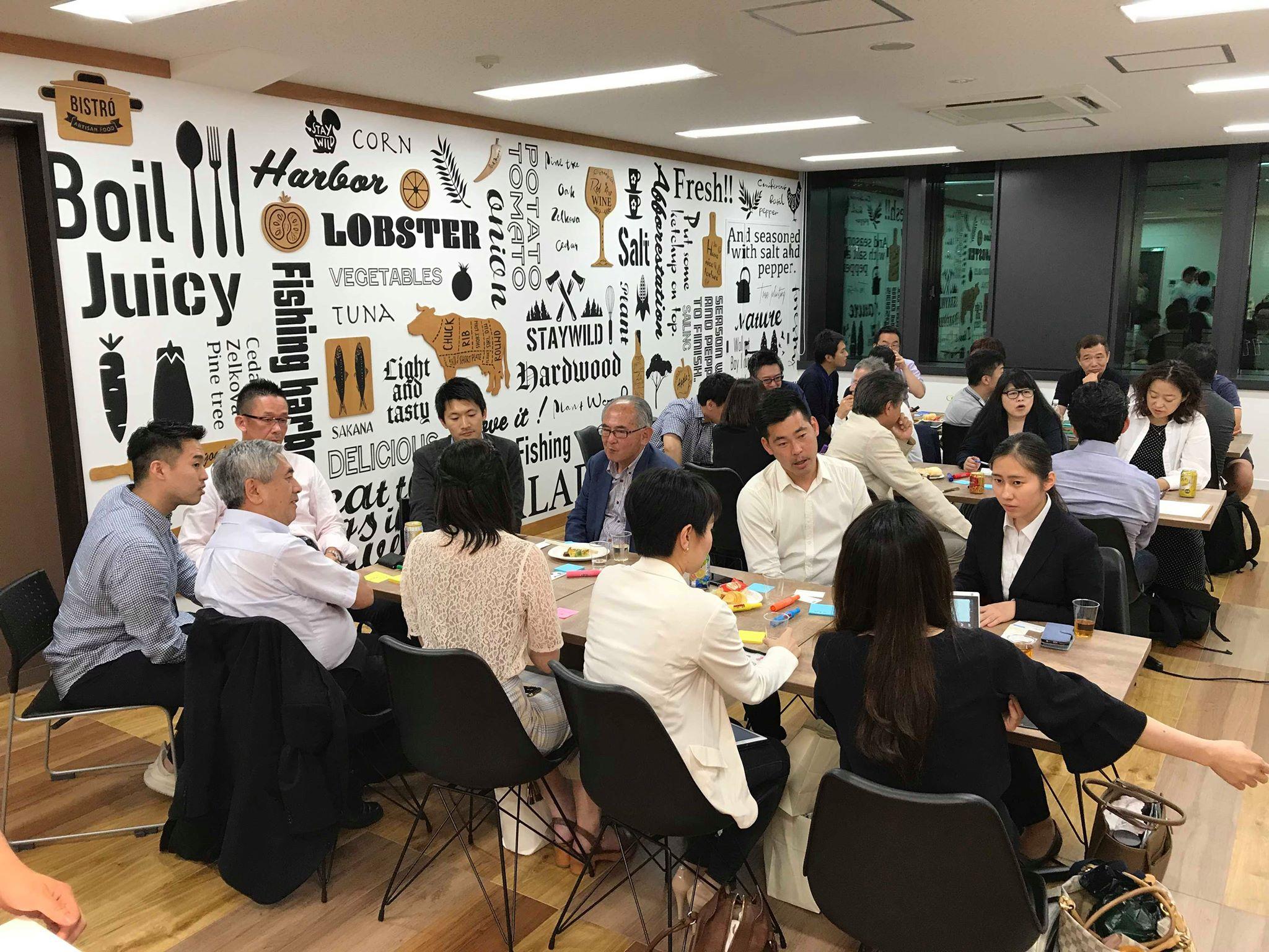日本食レストランを作ろう in シリコンバレー【イベントレポート】